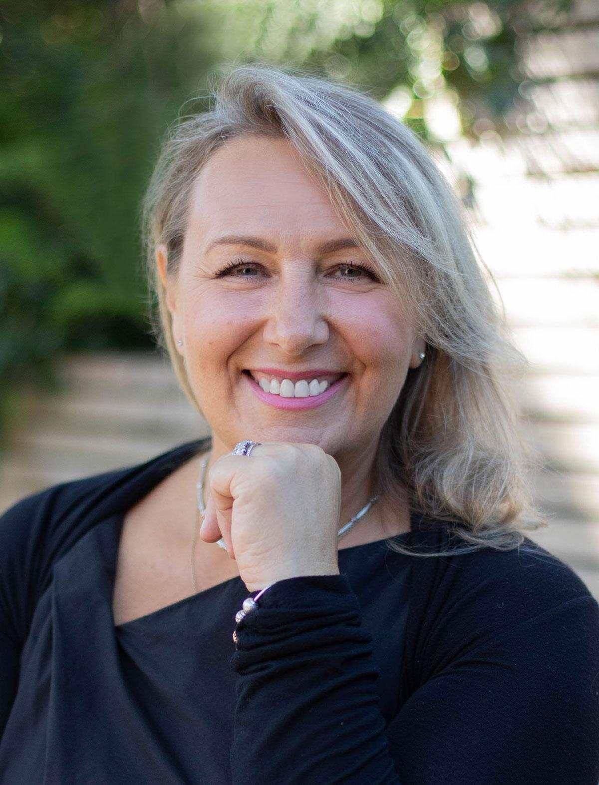 Susan Dodson Humanistics Coaching head shot